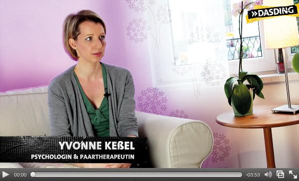 """Fernsehbeitrag mit Yvonne Keßel zum Thema """"Was macht einen"""